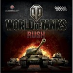 World of tanks Rush (Мир Танков)